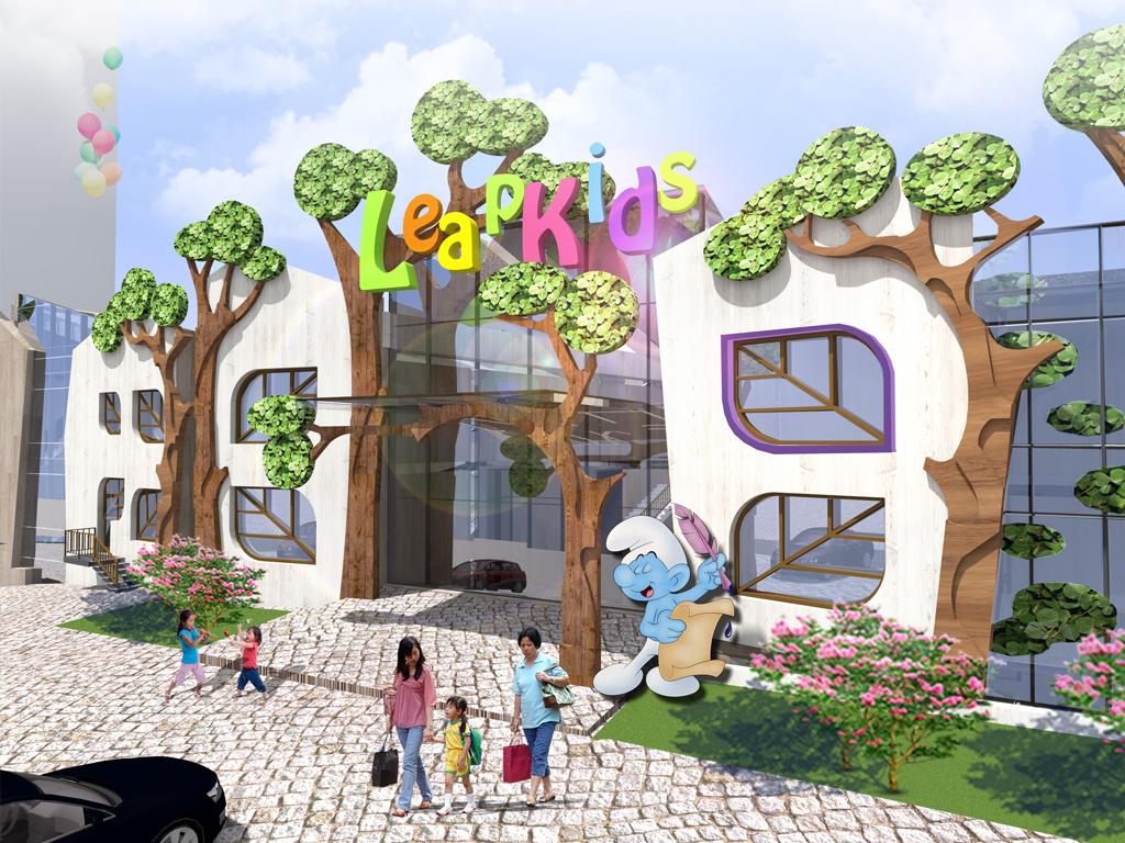 """Детский сад """"LeapKids"""""""